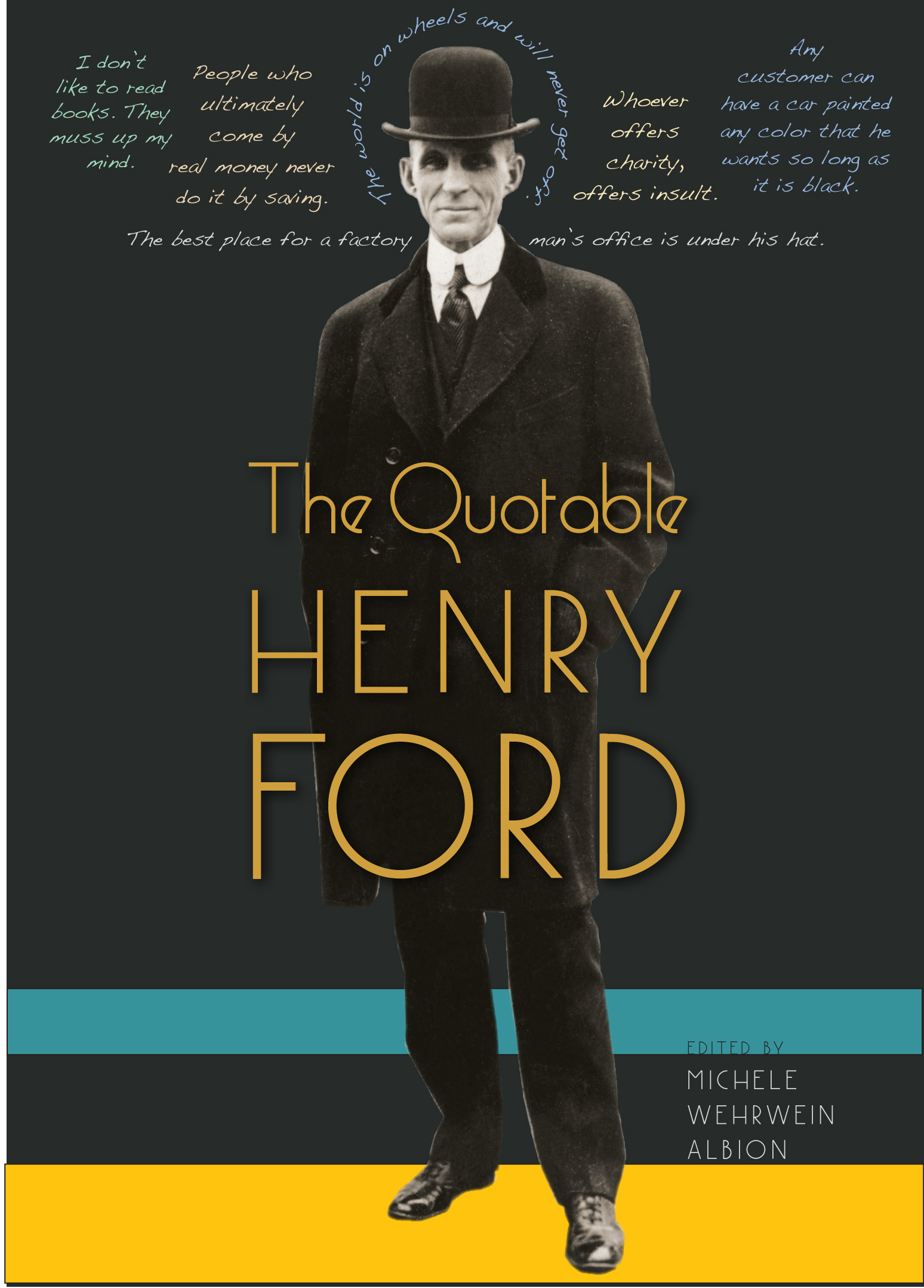 Quotable Henry Ford Cover