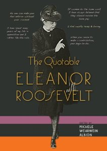 Quotable Eleanor Roosevelt Cover