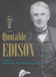 Quotable Edison Cover