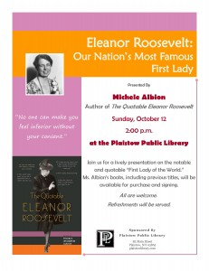 Eleanor Roosevelt Event